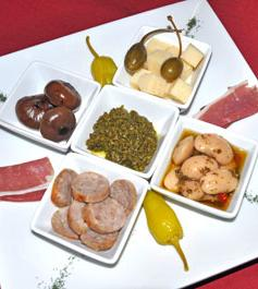 Antipasti Appetizer